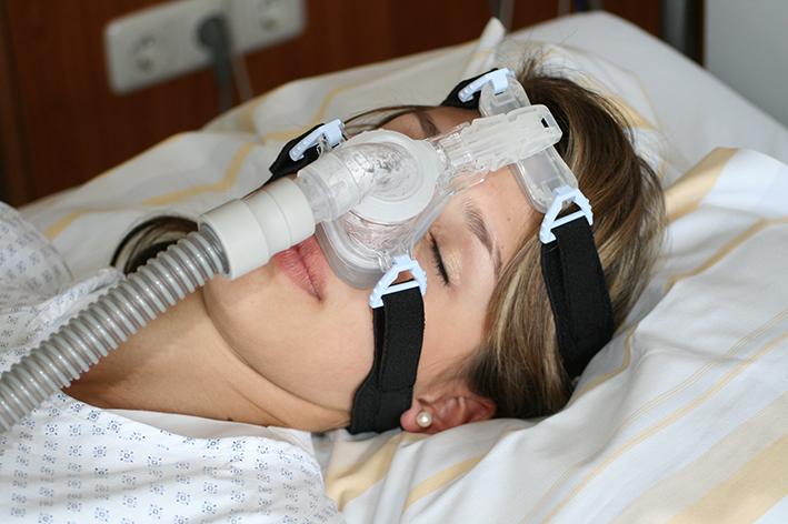 Schlafmaske gegen schnarchen